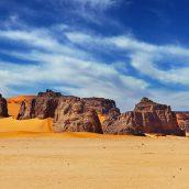 Challenge: découvrir l'Algérie en voiture de location